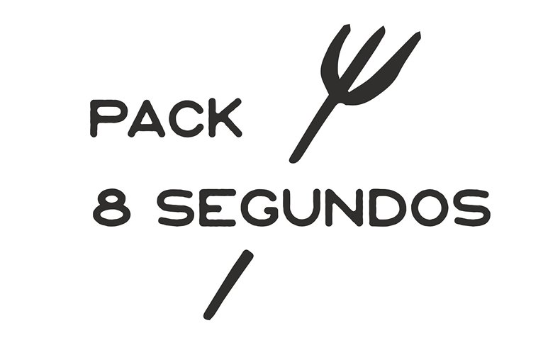 8 Seconds Pack