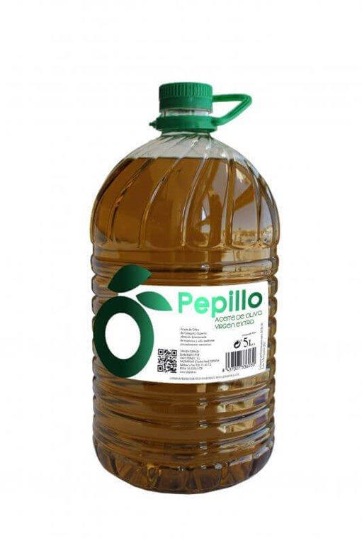 Pack aceite de oliva virgen extra BIO - 3x5L