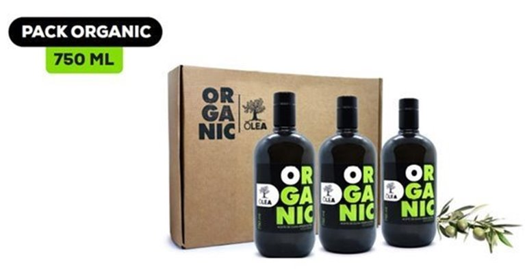PACK AOVE ORGANIC (ESTUCHE 3 BOTELLAS 750 ML)