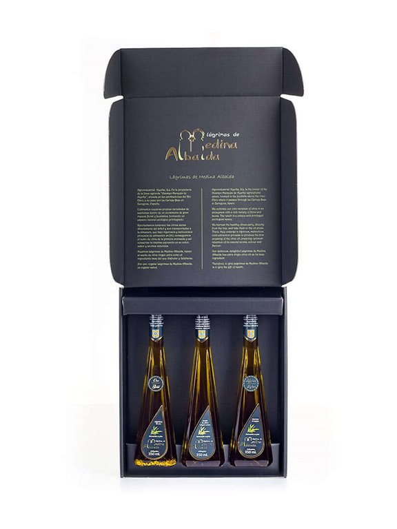 Pack AOVE Premium Medina Albaida