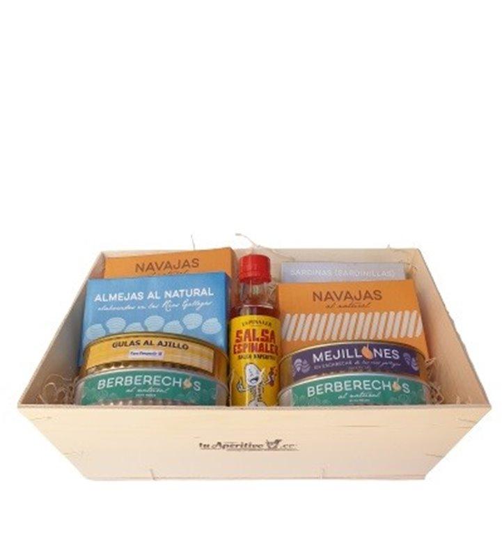 Pack Aperitivos Para Compartir Premium