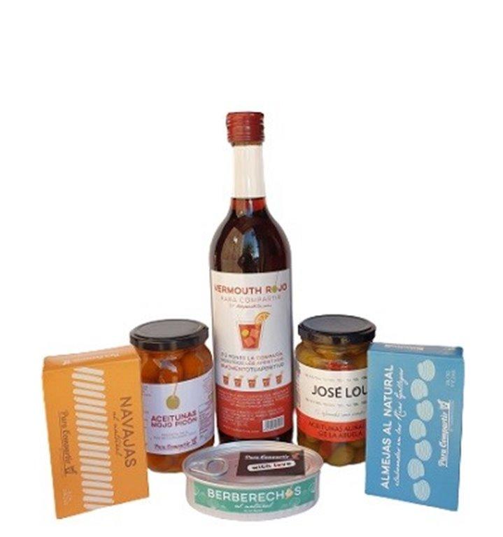 Pack Appetizers Ría de Corcubión