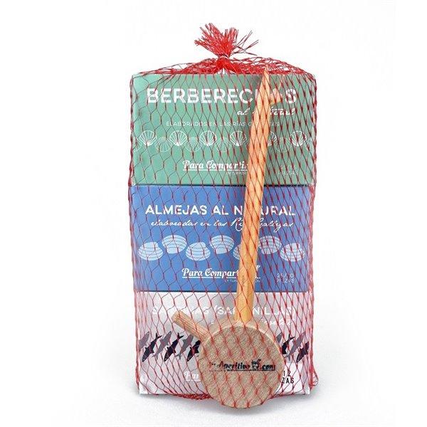 Pack Aperitivos Ría de Ribadeo