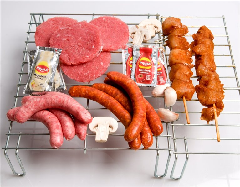 CHILDREN'S BARBECUE PACK