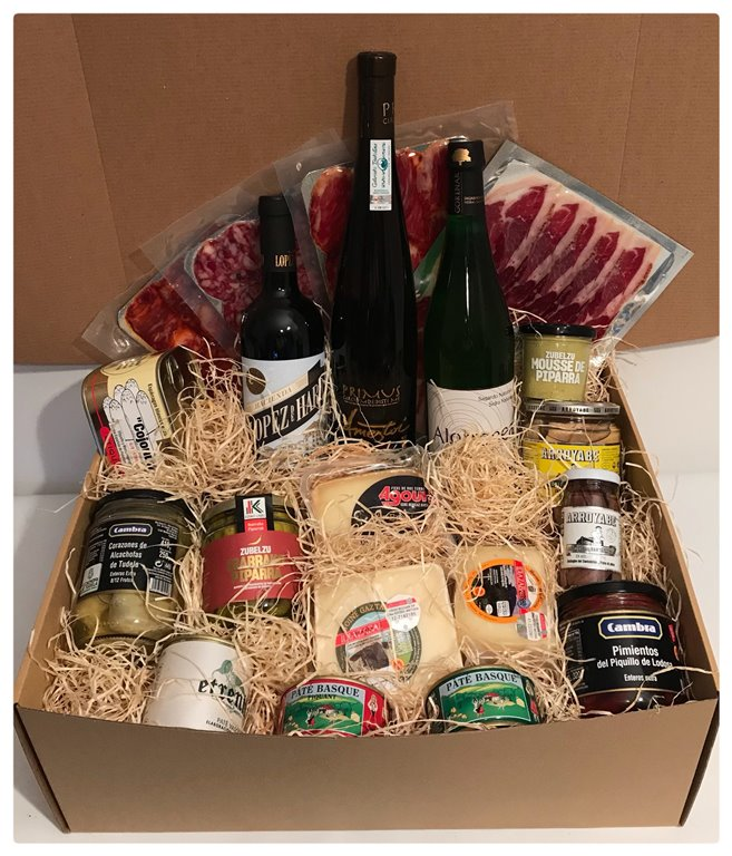 Pack Basque Gourmet Box