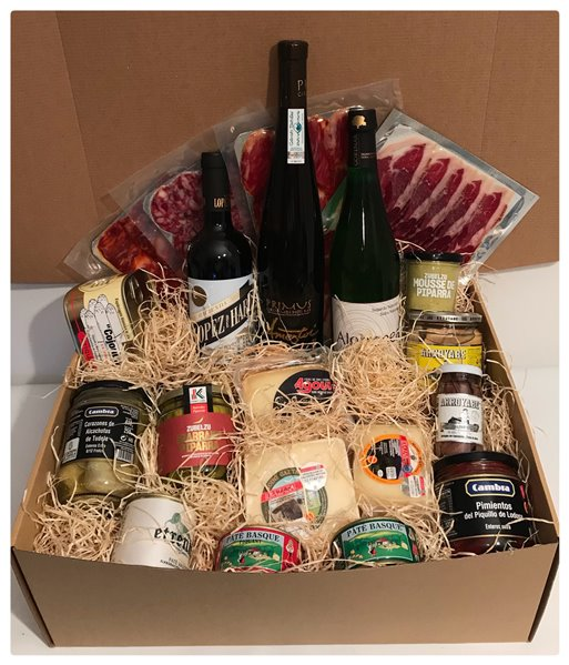 Pack Basque Gourmet Box