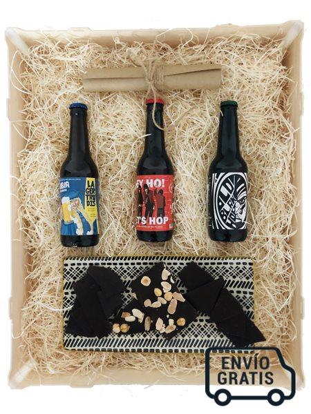 """Pack """"Beer & Txoko"""""""
