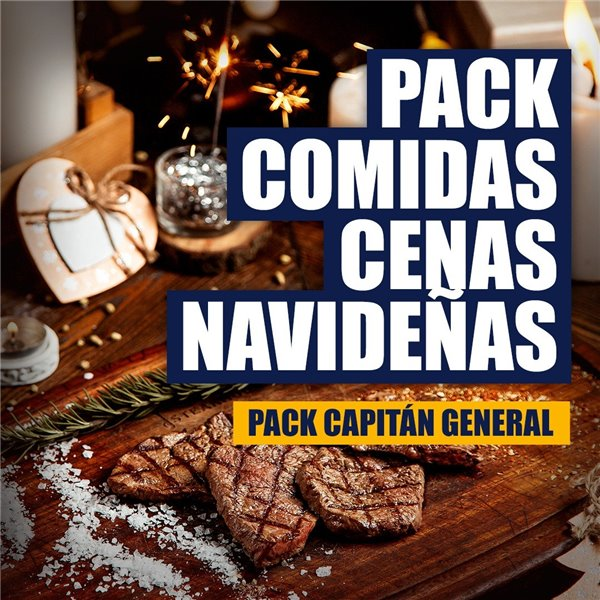Pack Capitán General