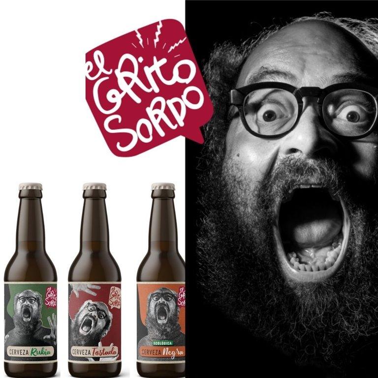 PACK Cervezas El Grito Sordo de Ignatius Farray
