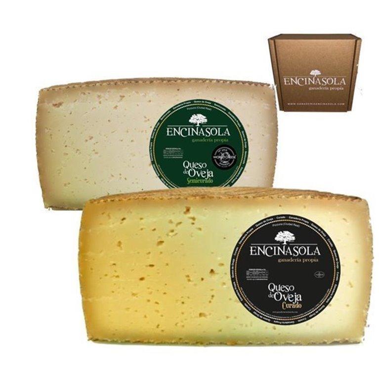 Pack Clásicos Quesos Encinasola, 3,50 ud