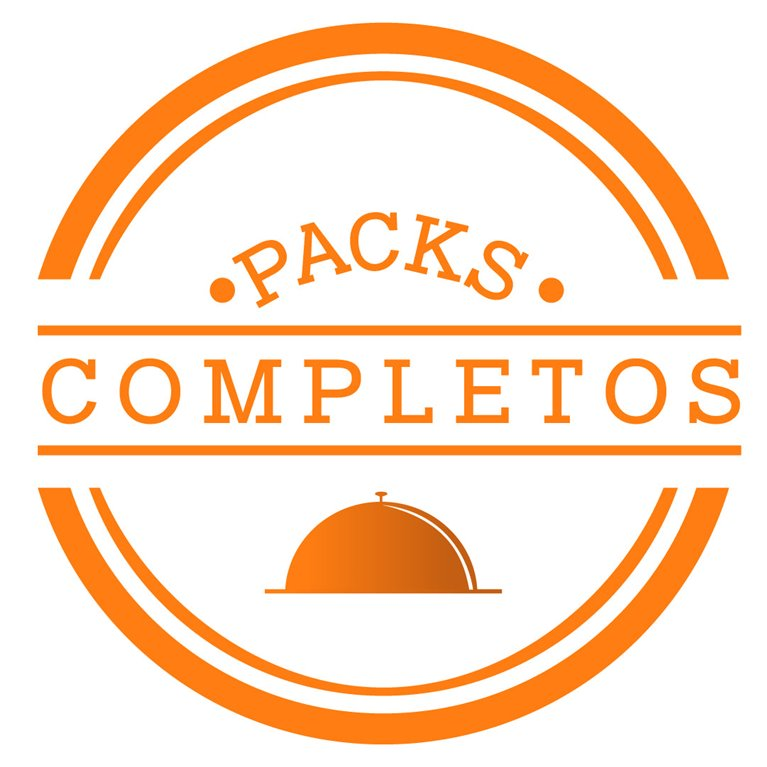 Pack completo A - 20platos, 1 ud