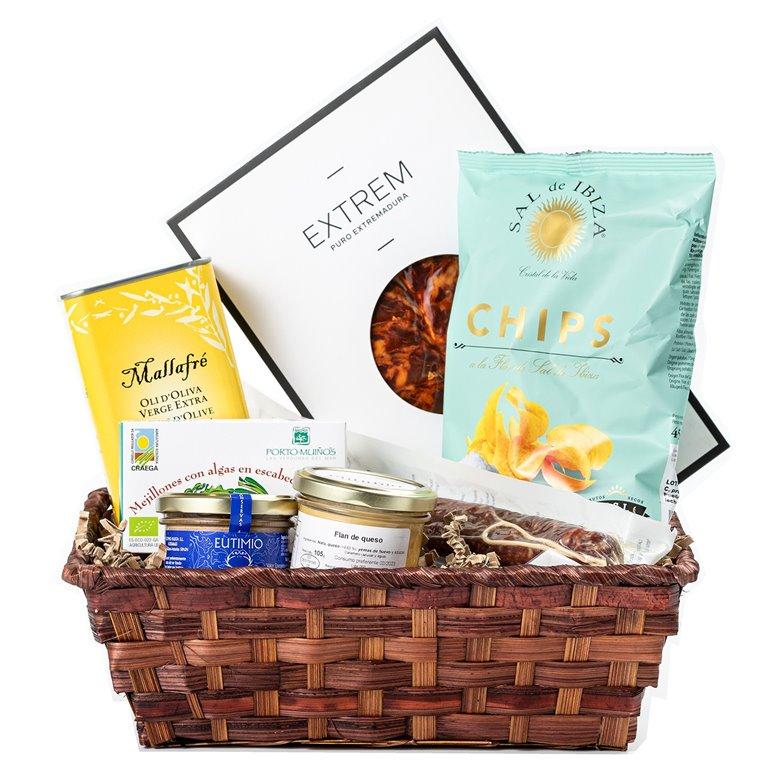 Pack con Exquisiteces de España, 1 ud