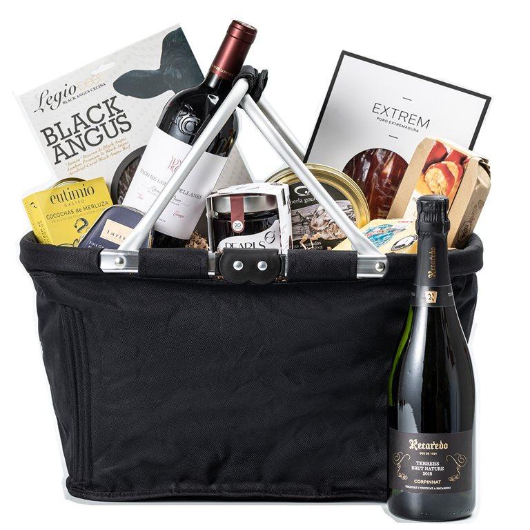 Pack con Vinos y Degustación Gourmet, 1 ud