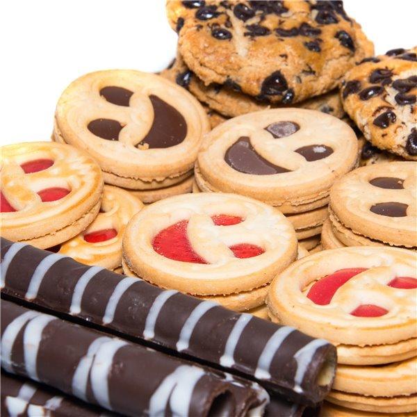 Pack de 3 cookies normales (sin chocolate)