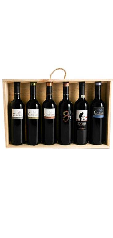 6 Pack of Caecus Wines of Bodega Pago de Larrea