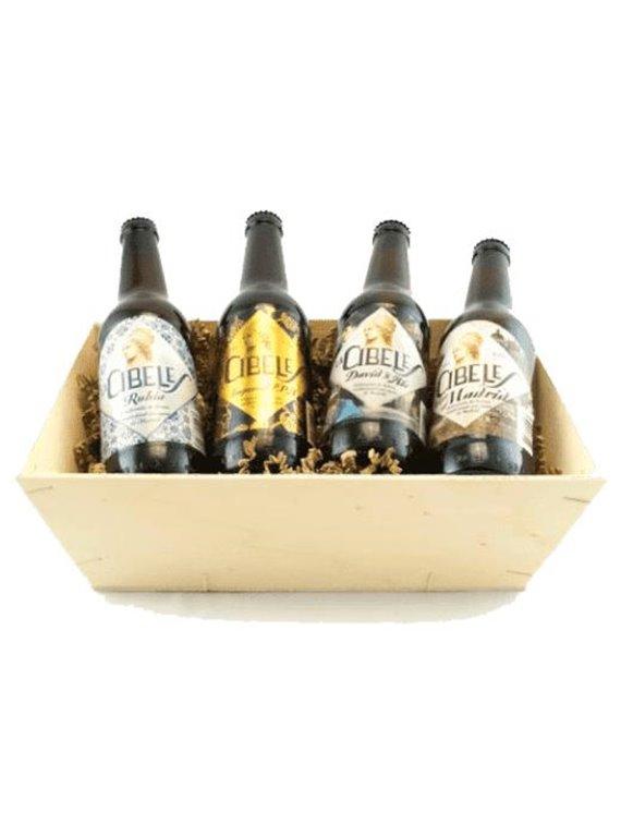 Pack de cerveza Cibeles