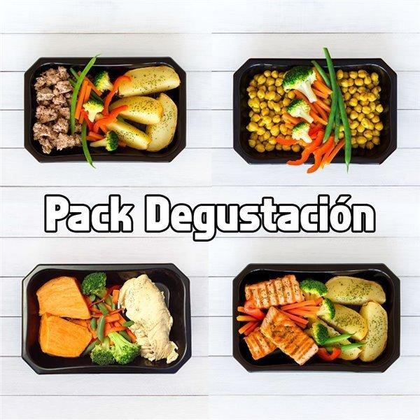 Pack Degustación Fit