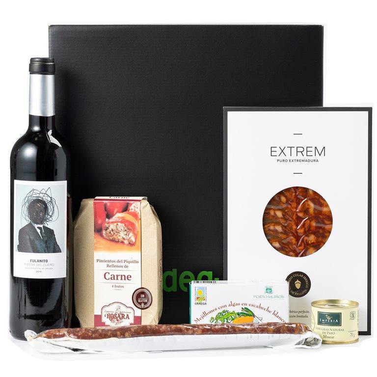 Pack Entre Latas y Embutidos Gourmet, 1 ud