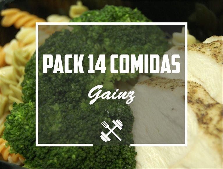 Pack Gainz 14