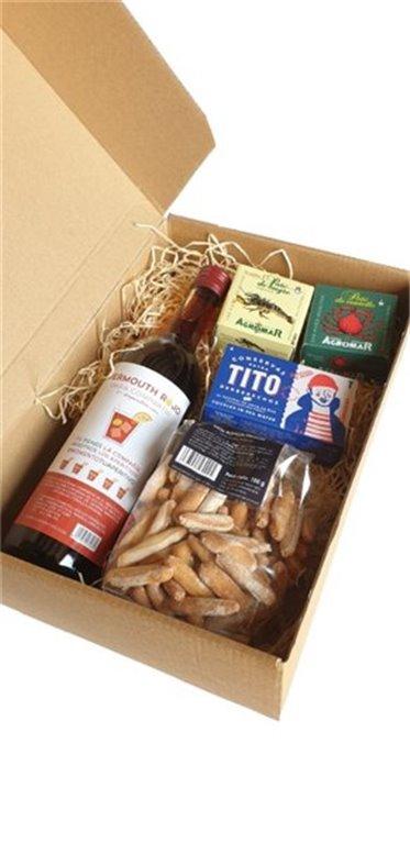 Illa de A Toxa Gourmet Pack