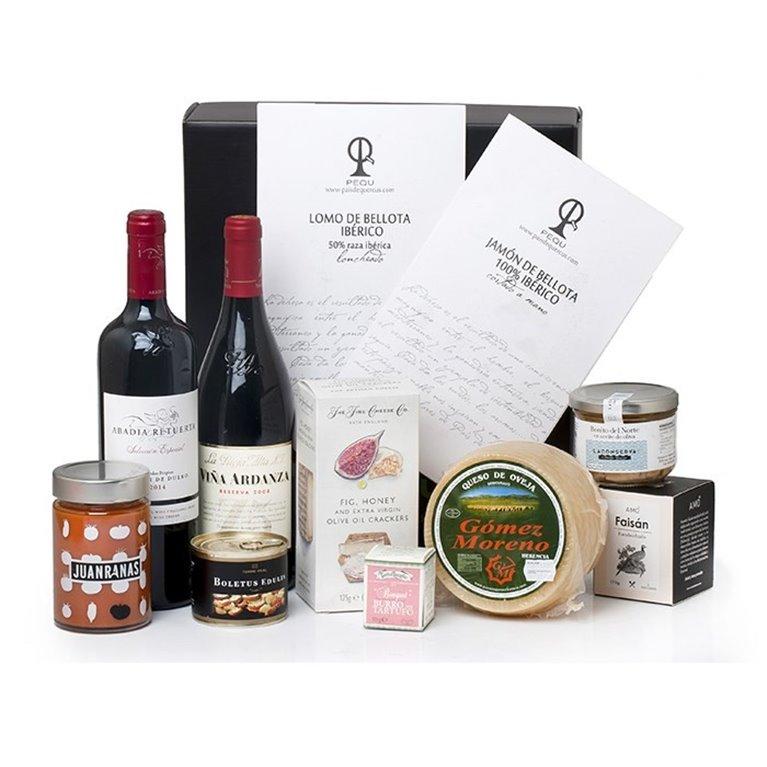 Pack Gourmet para Sibaritas Tradicionales, 1 ud