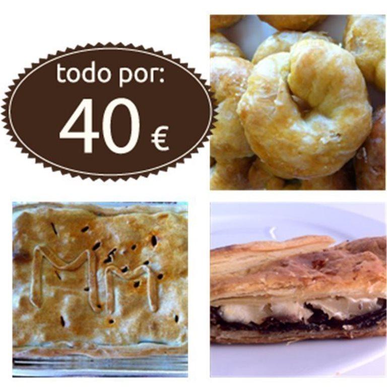 Pack Gourmet Sabores de León, 1 ud