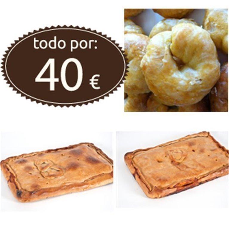 Pack Gourmet Sabores Marineros, 1 ud