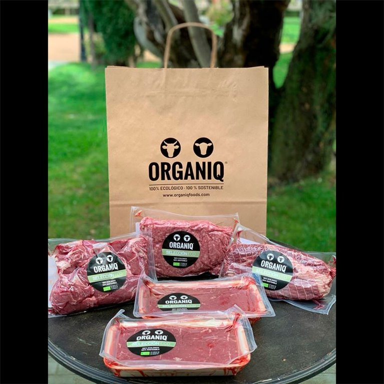 Organic Stew Pack