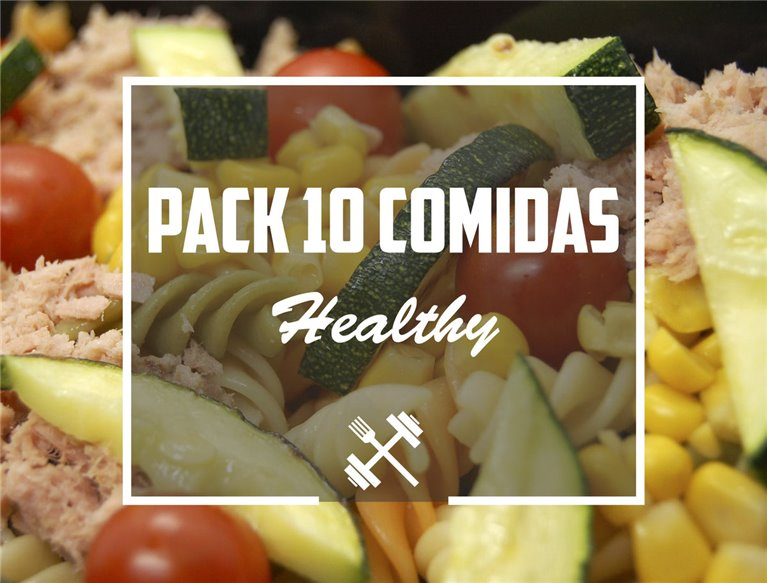 Pack Healthy 10
