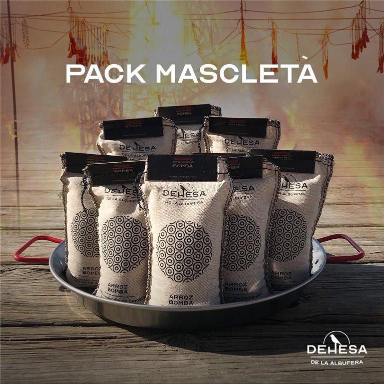 Pack Mascletà