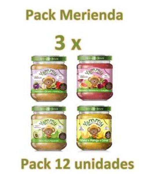 Pack Merienda