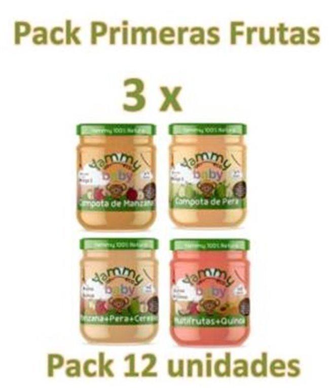 Pack Primeras Frutas