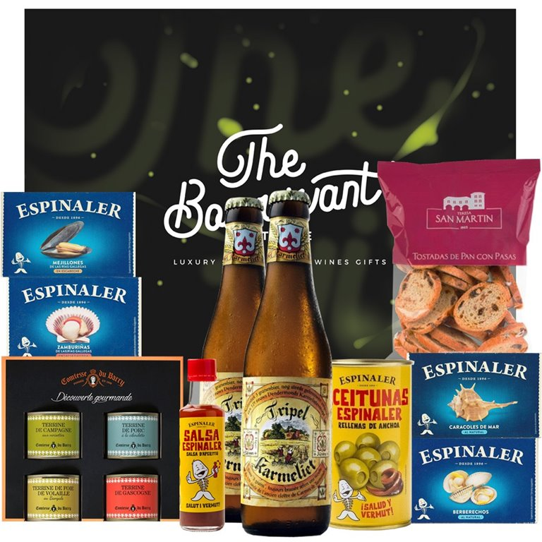 Pack regalo Aperitivo & Cerveza