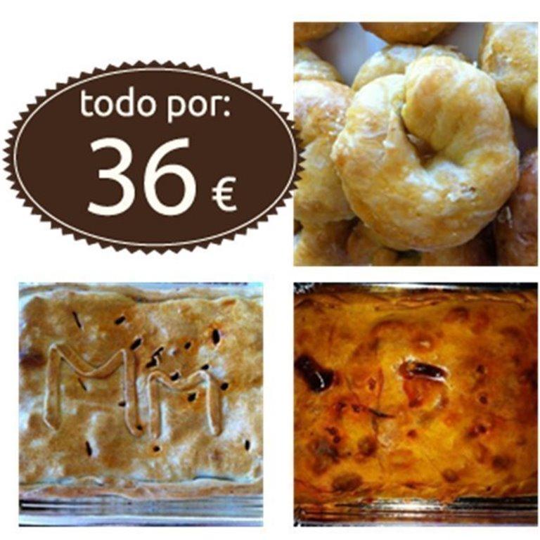 Pack Sabores de León, 1 ud