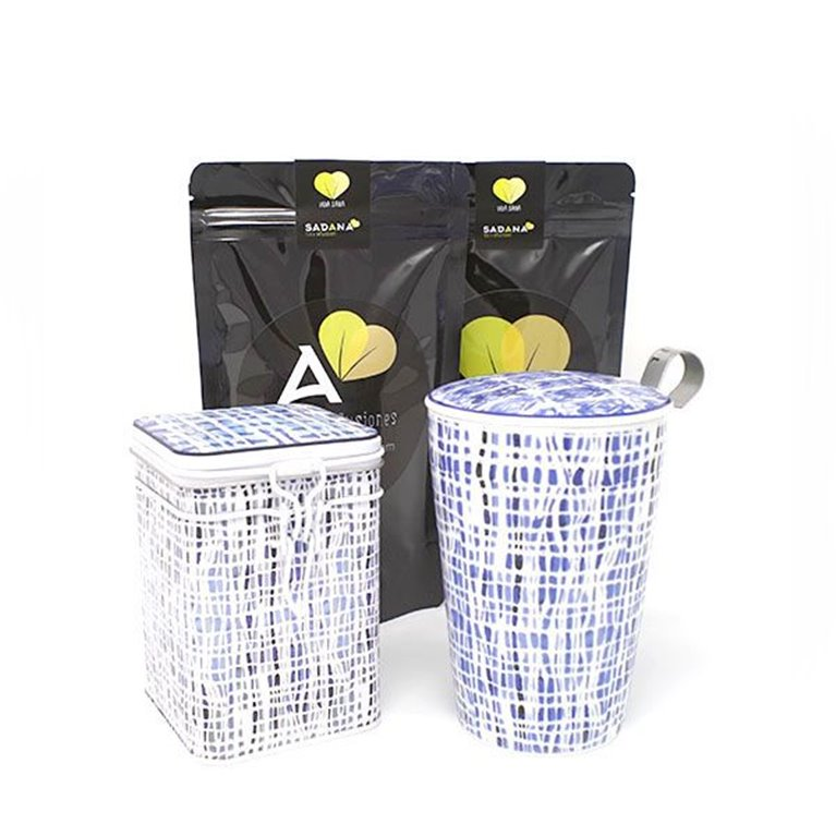 Pack Taza y Lata, 1 ud