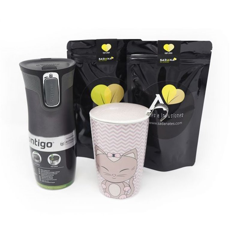 Pack Termo y Taza, 1 ud
