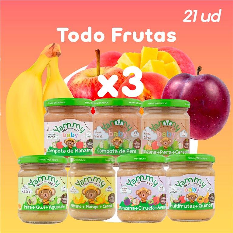 Pack  Todo Frutas