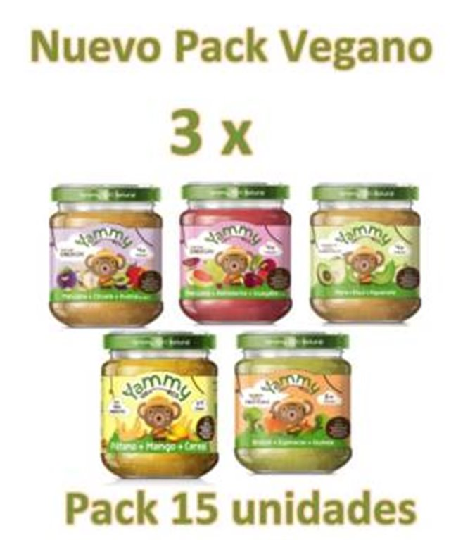 Pack Vegano