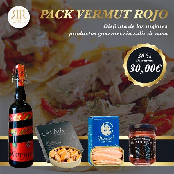 Pack Vermut Rojo