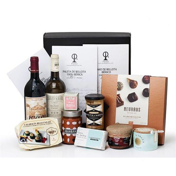 Pack Vinos, Ibéricos y Productos Gourmet Seleccionados