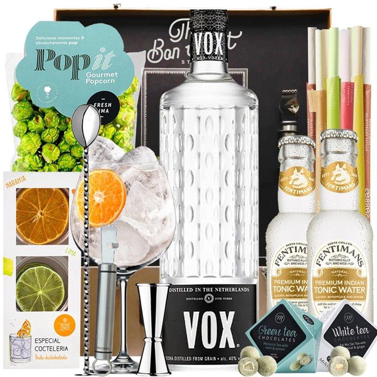 Pack Vodka Vox
