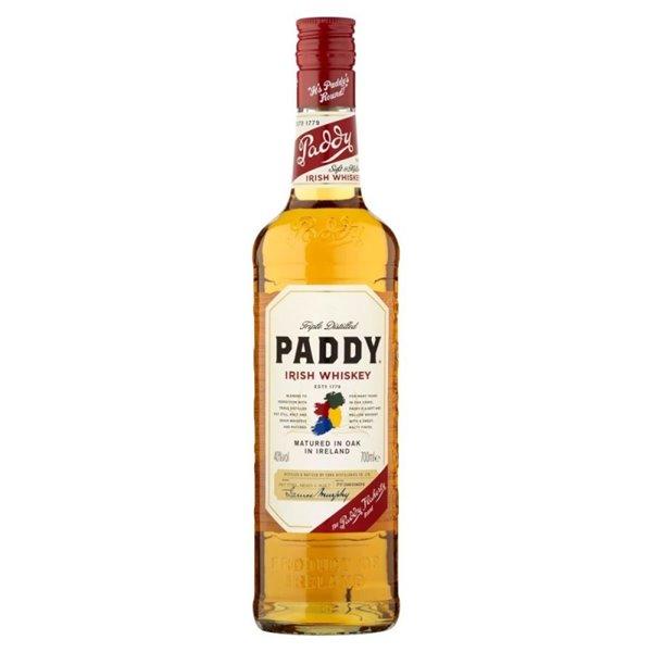 PADDY OLD IRISH 0,70 LITROS 40º