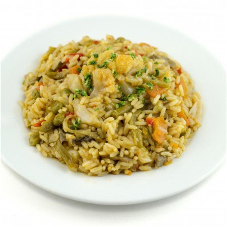 Paella de Verduras, 1 ud
