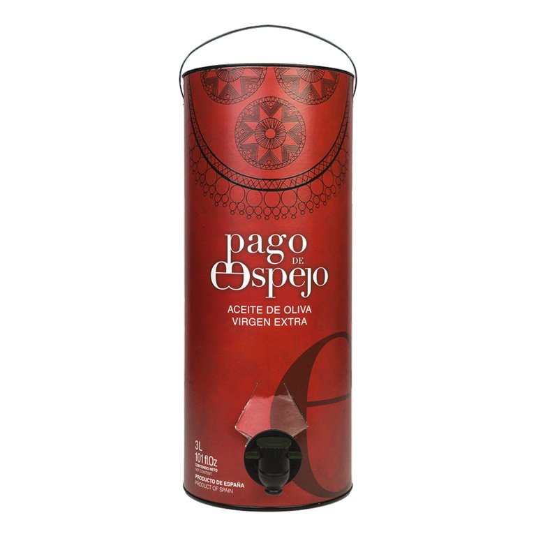 Pago de Espejo - Picual - Bag in Tube - 3 L