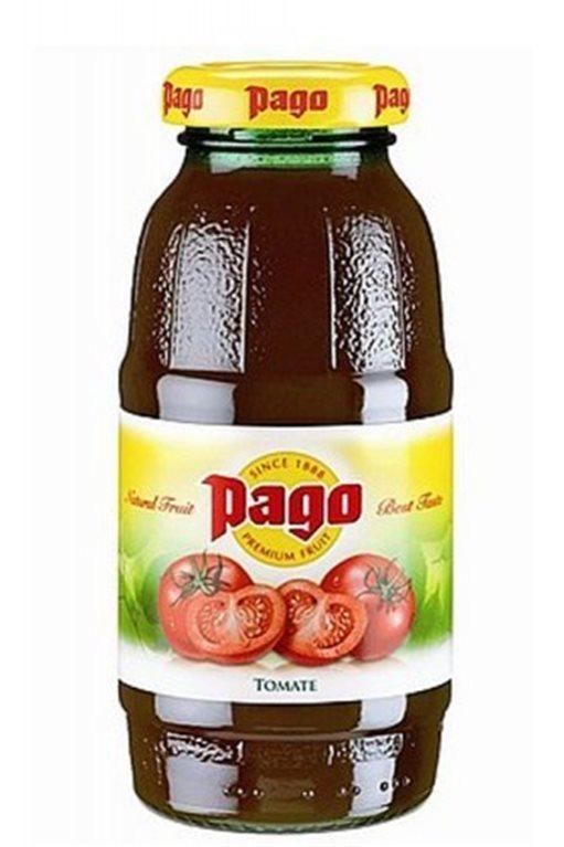 Pago Zumo de Tomate 20cl Caja 12ud
