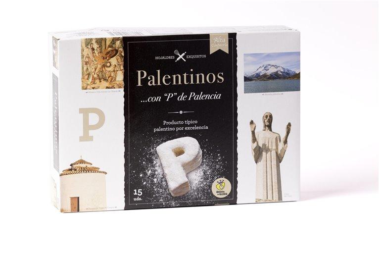 Palentinos - P de Palencia
