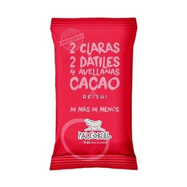 Paleobull Barrita de Reishi y Cacao