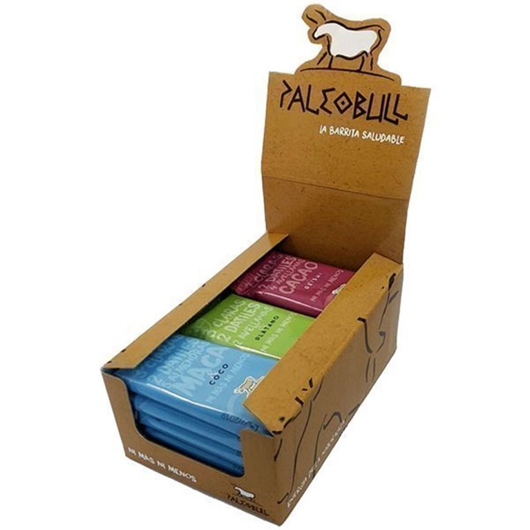 Paleobull Pack 3 Sabores, 1 ud