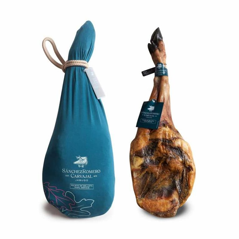 Paleta de Bellota 100% Ibérica Sánchez Romero Carvajal