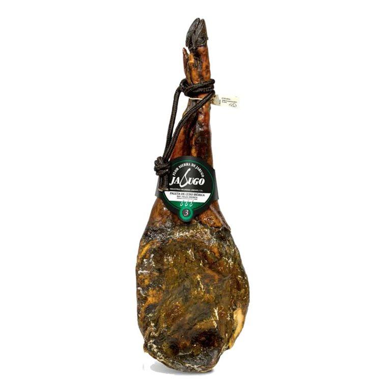 Iberian cebo ham shoulder 50% Flor de Sierra de Jabugo 4.5-5.5 Kg